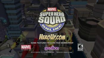 Marvel Superhero Squad Online TV Spot, 'Evil Rises' - Thumbnail 7