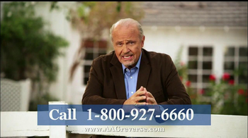 American Advisors Group TV Spot, 'Fence'  Featuring  Fred Thompson - Thumbnail 7
