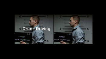 U.S. Department of Transportation TV Spot, 'Mug Shot' - Thumbnail 2