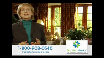 Trusted Hands Network TV Spot  - Thumbnail 1
