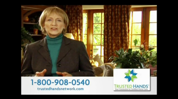 Trusted Hands Network TV Spot  - Thumbnail 2