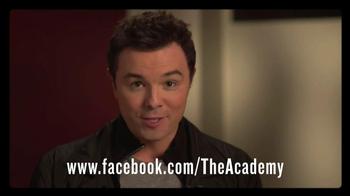 MTVU Oscar College Search TV Spot Featuring Seth MacFarlane - Thumbnail 9
