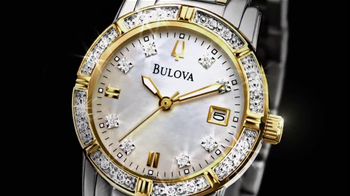 Bulova TV Spot, 'Diamonds'