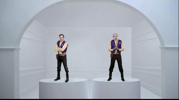 Zeebox TV Spot, 'Space Captain'