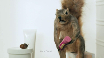 Pepto-Bismol To-Go TV Spot, 'Squirrel'