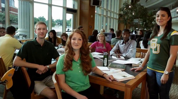 Baylor University TV Spot 'RG3' - Thumbnail 6