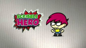 Scribble Hero TV Spot