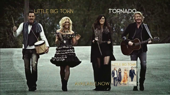 Little Big Town: The Tornado Tour TV Spot