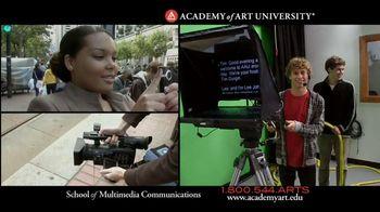 Academy of Art University School of Multimedia Communications TV Spot