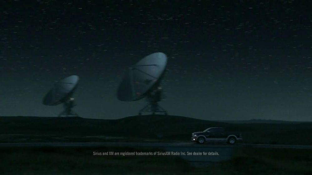 2013 Ram 1500 TV Commercial, 'Elements'