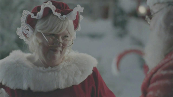 Samsung TV Spot, 'Mrs. Claus' - 90 commercial airings