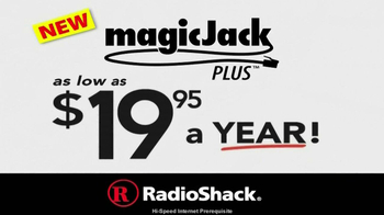 magicJack TV Spot, \'$1.70: Radio Shack\'