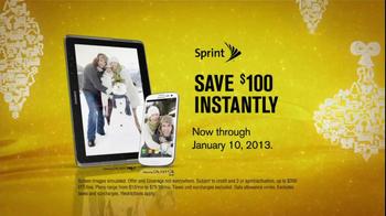 Sprint TV Spot, 'Tablet Offer' - Thumbnail 3