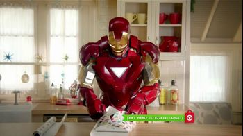 Target TV Spot, 'Heroes Wrapping Presents'