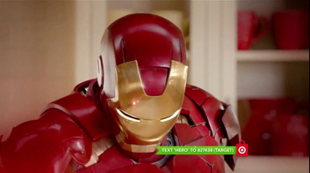 Target TV Spot, 'Heroes Wrapping Presents' - Thumbnail 3