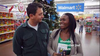 Walmart TV Spot, 'Low Price Guarantee: Rhonda' - 38 commercial airings