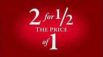 Wednesday, Thursday Sale TV Spot - Thumbnail 4