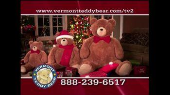 Vermont Teddy Bear TV Spot, 'Holiday'