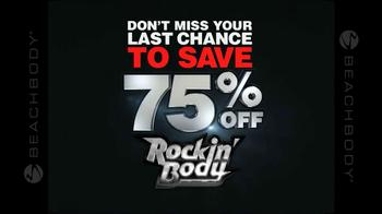 Rockin' Body TV Spot Featuring Shaun T - Thumbnail 1