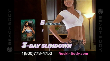 Rockin' Body TV Spot Featuring Shaun T - Thumbnail 10