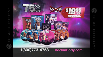 Rockin' Body TV Spot Featuring Shaun T