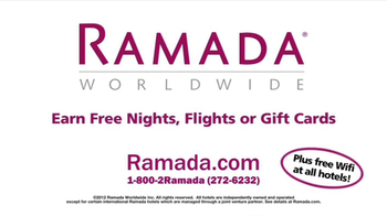 Ramada Worldwide TV Spot, \'Do Your Thing\'