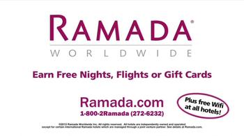 Ramada Worldwide TV Spot, 'Do Your Thing' - Thumbnail 4