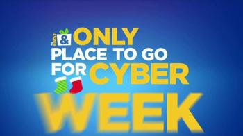 Walmart Cyber Week TV Spot, 'Hand Cramp'  - Thumbnail 7