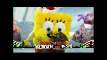 It's a Spongebob Christmas DVD TV Spot