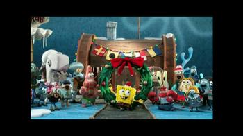 It's a Spongebob Christmas DVD TV Spot  - Thumbnail 1