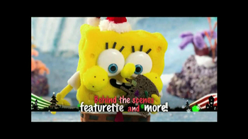 It's a Spongebob Christmas DVD TV Spot
