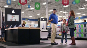 Best Buy All Things Apple TV Spot, 'Finding Santa' - Thumbnail 1