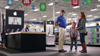 Best Buy All Things Apple TV Spot, 'Finding Santa'