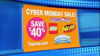 Toys R Us Cyber Monday Sale TV Spot  - Thumbnail 4