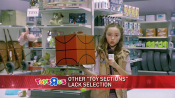 Toys R Us TV Spot, 'Cool Toys Investigation'