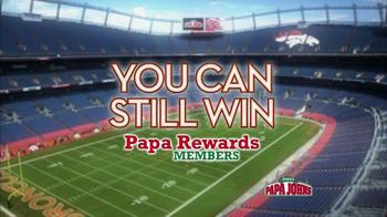 Papa John's TV Spot, 'What's Next' Featuring  Peyton Manning - Thumbnail 6