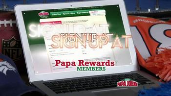 Papa John's TV Spot, 'What's Next' Featuring  Peyton Manning - Thumbnail 8