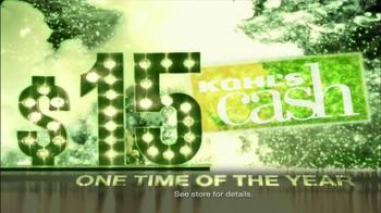 Kohl's Early Bird Specials TV Spot  - Thumbnail 7