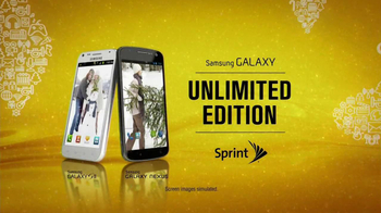 Sprint Cyber Monday TV Spot, 'Free Galaxy' - 68 commercial airings