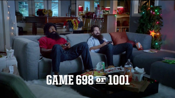 Madden NFL 13 TV Spot, 'Paul vs. Ray: Is It Christmas?' - 90 commercial airings