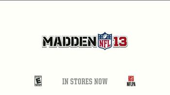 Madden NFL 13 TV Spot, 'Paul vs. Ray: Is It Christmas?' - Thumbnail 9