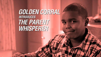 Golden Corral Sirloin Filet TV Spot