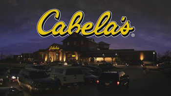 Cabela's After Thanksgivinig Sale TV Spot, 'Hoodies and Base Layers'