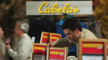 Cabela's After Thanksgivinig Sale TV Spot, 'Hoodies and Base Layers' - Thumbnail 4