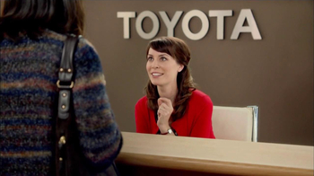 2012 Toyota Camry LE TV Spot, 'Toyotathan: Lucky Guess' - Thumbnail 3