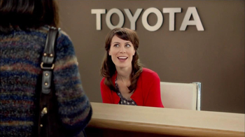 2012 Toyota Camry LE TV Spot, 'Toyotathan: Lucky Guess' - Thumbnail 4