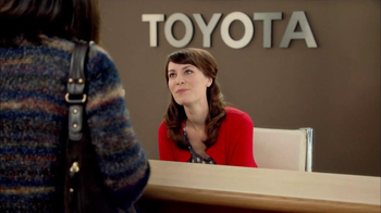 2012 Toyota Camry LE TV Spot, 'Toyotathan: Lucky Guess' - Thumbnail 5