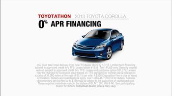 Toyota TV Spot, 'Toyotathon: Friends' - Thumbnail 7