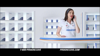 Progressive Claim Service TV Spot, 'Movie Trailer' - Thumbnail 1