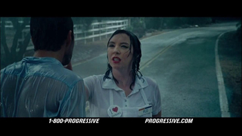 Progressive Claim Service TV Spot, 'Movie Trailer'